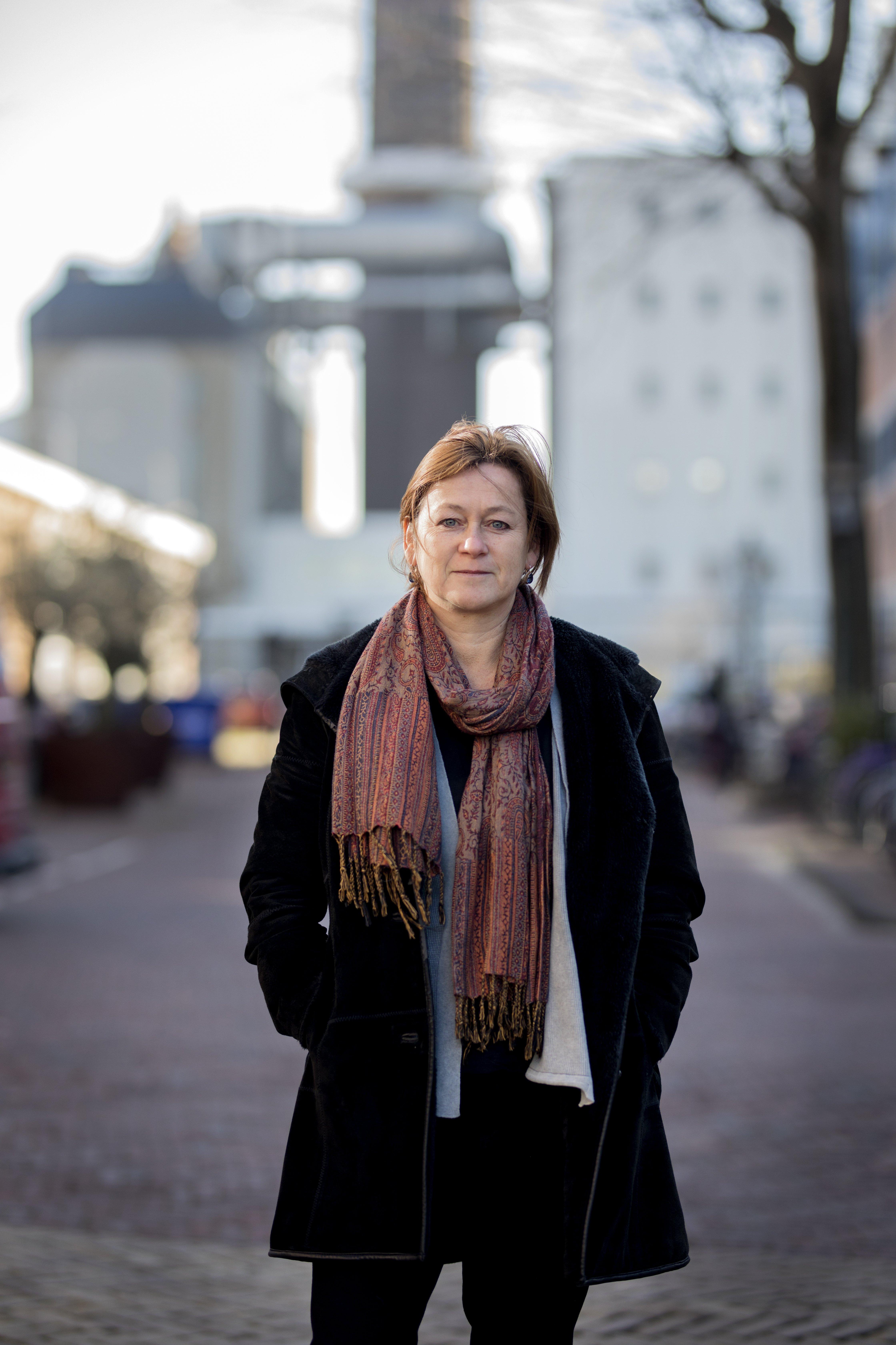 Portretfoto Anne Marieke Schwencke